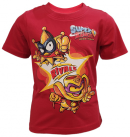 T-Shirt Super Zings (7Y/122)
