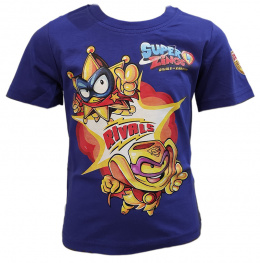 T-Shirt Super Zings (8Y/128)
