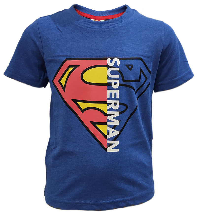 T-Shirt Superman (128/8Y)