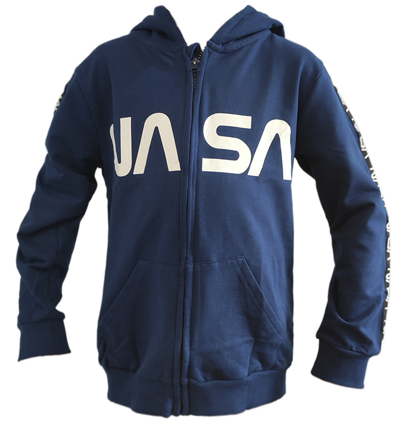 Bluza z kapturem NASA (134/9Y)