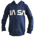 Bluza z kapturem NASA (158/13Y)