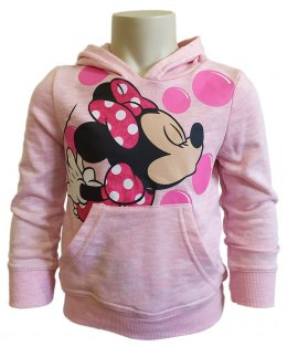 Bluza z kapturem Minnie Mouse (116 / 6Y)