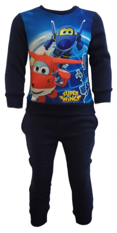 Dres kompletny Super Wings (116 / 6Y)