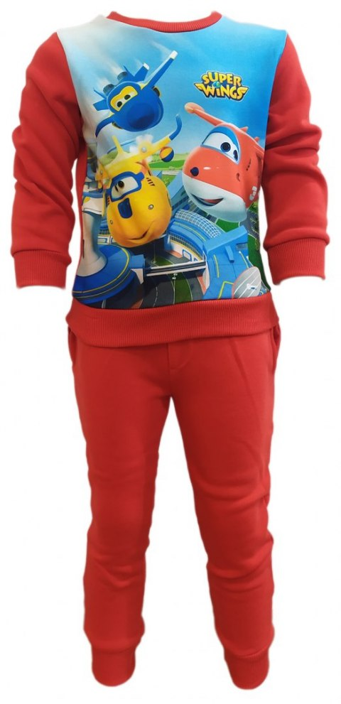 Dres kompletny Super Wings (98 / 3Y)