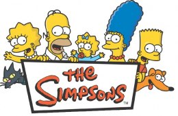 T-Shirt The Simpsons (122 / 7Y)