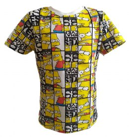 T-Shirt The Simpsons (152 / 12Y)